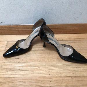 Black kitten heels! Meooowwww!